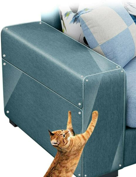 12PACK Furniture Protectors from Cats Cat Scratch Deterrent Sheet Training Tape $19.99
