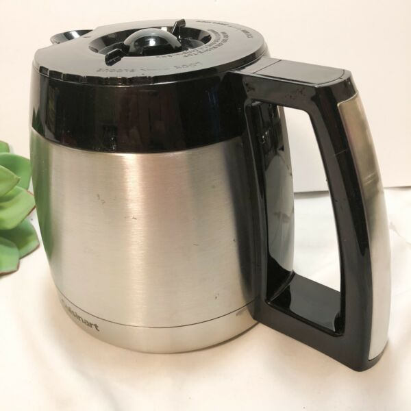 Cuisinart Stainless Steel 12 Cup Thermal Carafe Coffee Pot