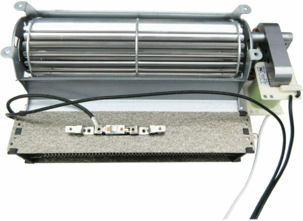 Electric Fireplace Blower Fan Heating Element Replacement Kit Unit for Twin Star