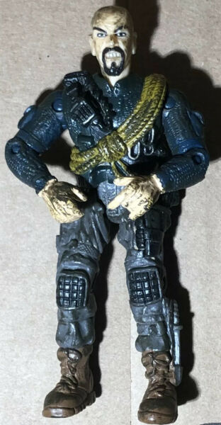 2003 LANARD THE CORPS 3.75 INCH STRYKE ACTION FIGURE FROM FORCE COMMANDO