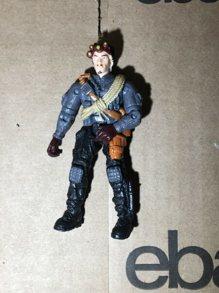 LANARD The Corps GHOST Action Figure 2003