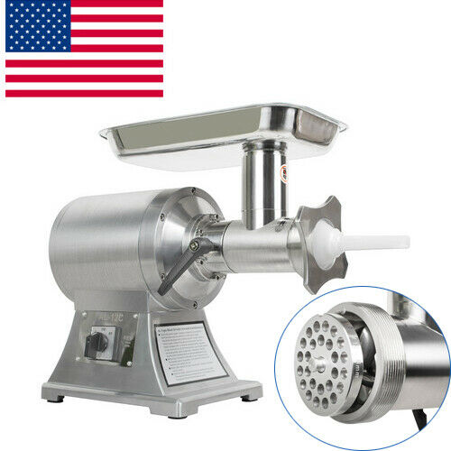 Commercial Electric Stainless Small Detachable head Meat Grinder Machine 650W