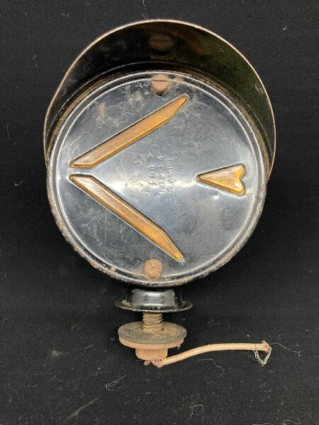 Vintage Signal Stat Turn Signal For No. 2 3 4