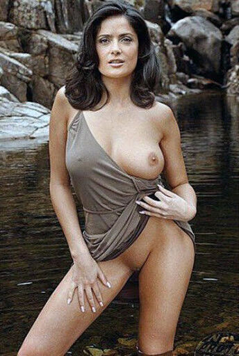 SALMA HAYEK CELEBRITY PINUP HOT SEXY GIRL WOMAN 8X10 PHOTO POSTER PICTURE PRINT