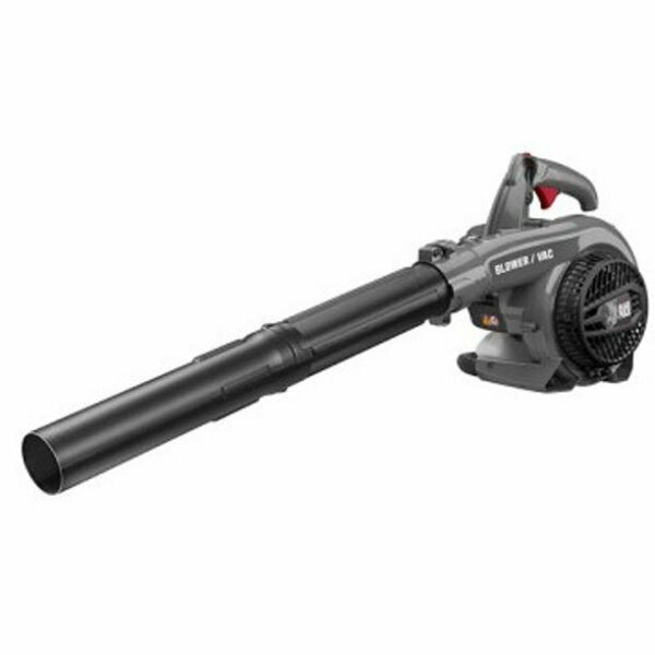 Black Max 26cc 2 Cycle Engine 400 CFM and 150 MPH Gas Blower Vacuum
