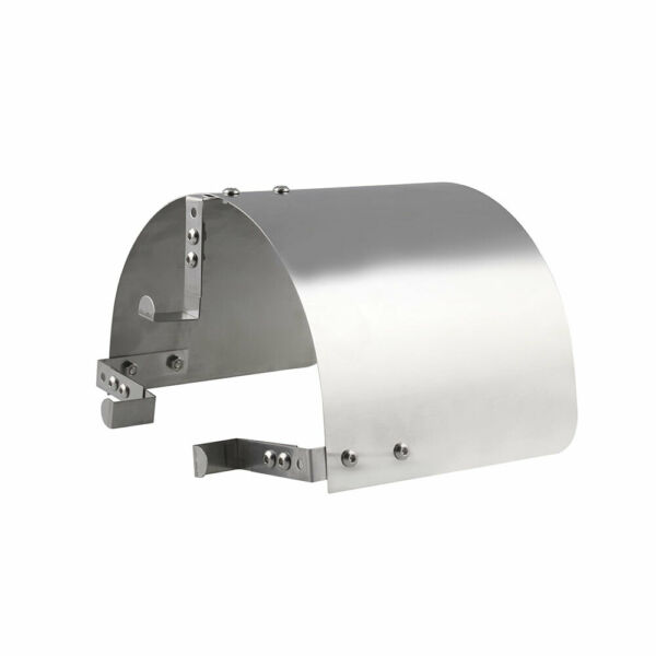 Air Intake Filter Heat Shield Cover Stainless Steel Fits For 2.5quot; 5quot; Inch Cone $16.99