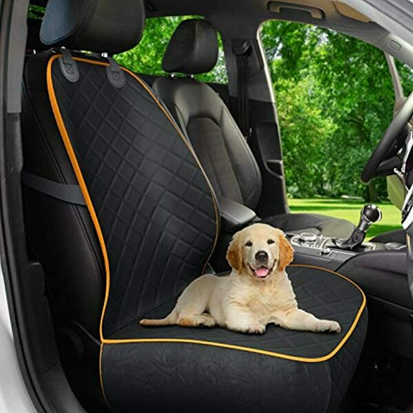 Active Pets Front Seat Dog Cover Durable Protector Against Mud amp;amp Fur Scratch $30.50