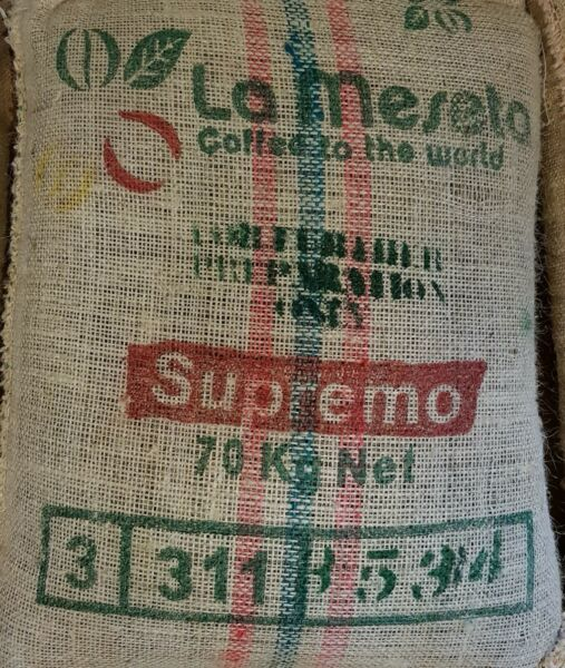 Colombian Supremo Speciality Green Coffee Beans 17 18 3 lb 5 lb