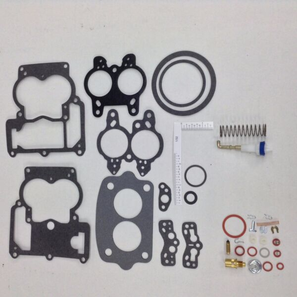 ROCHESTER 2 BARREL 2GC 2GV 2GE MARINE CARBURETOR KIT OMC# 383615 982384 $18.99