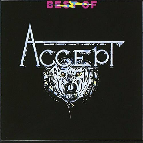 ACCEPT BEST OF CD NEW
