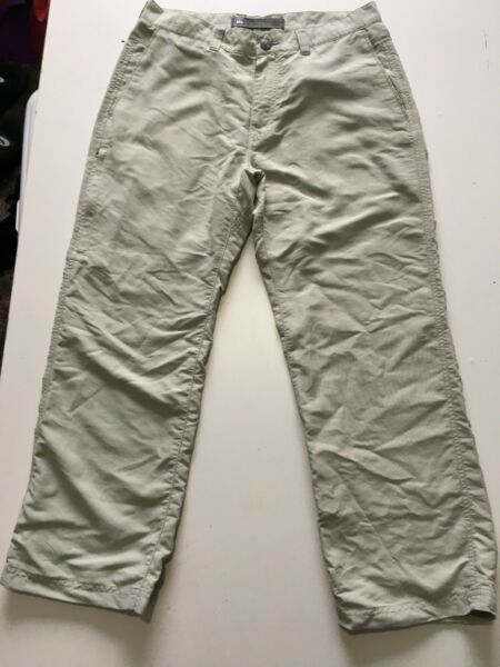 Mens REI Hiking Outdoor Camping Pants Size 32W X 28L RN #37249 $12.34