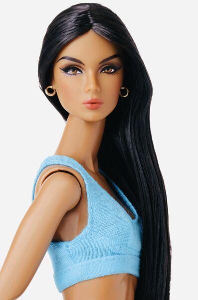 Integrity Toys Nu Face Natural High Lilith Blair NRFB $200.00