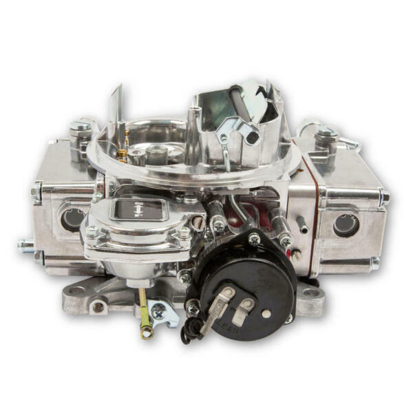 HOLLEY QUICK FUEL BRAWLER CARBURETOR 600CFM 4150 4BBL amp; ELECTRIC CHOKE VACUUM $308.95