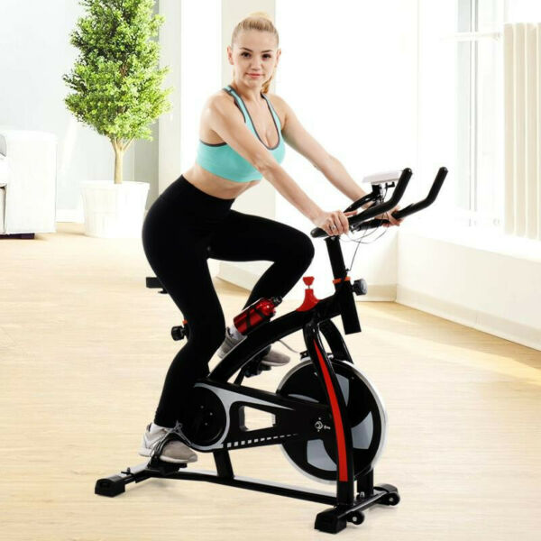 Exercise Stationary Bike Cycling Home Gym Cardio Workout Indoor Fitness Hot $144.99