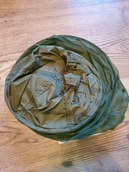 Vintage U.S Military Vietnam Era Insect Headnet Jungle Mosquito Nets Green $19.00