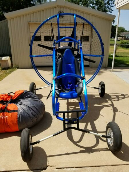 Power Paraglider Green Eagle 4 stroke With Dudek Universal 1.1 34 Air
