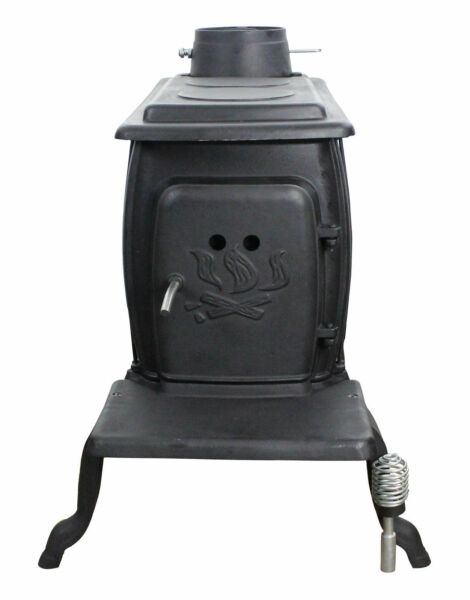 United States Stove Company 900 sq. ft. Direct Vent Wood Stove