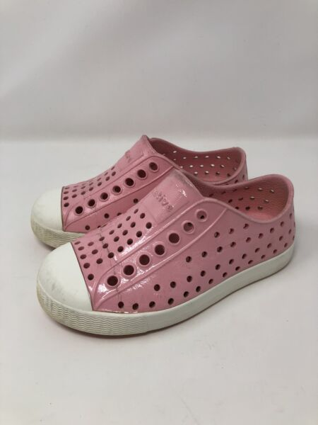 Native shoes toddler Size C8 Pink $10.00