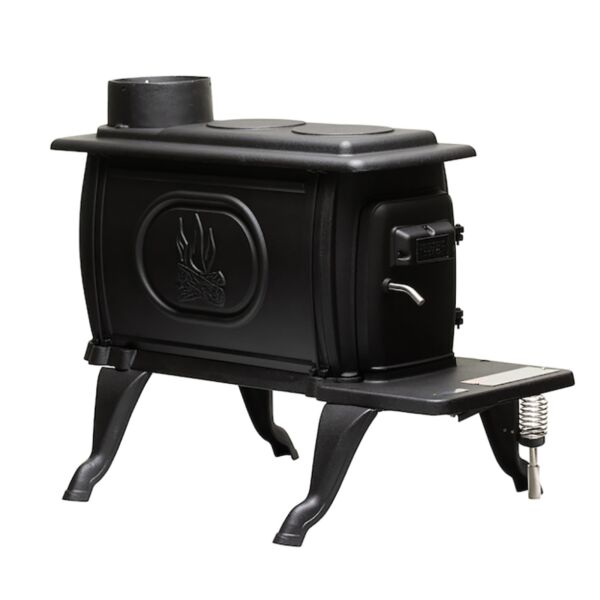 900 Sq. Ft. Log Wood Stove 2020 EPA Certified $603.11