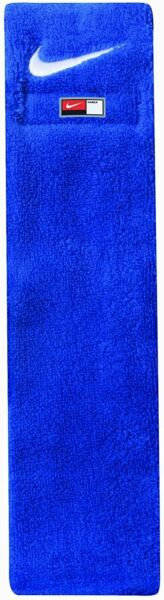 Nike Football Towel Royal White