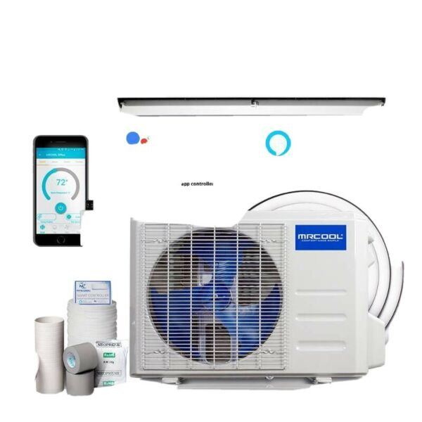 18k 220volt MrCool Advantage Heat Pump Mini Split $862.00
