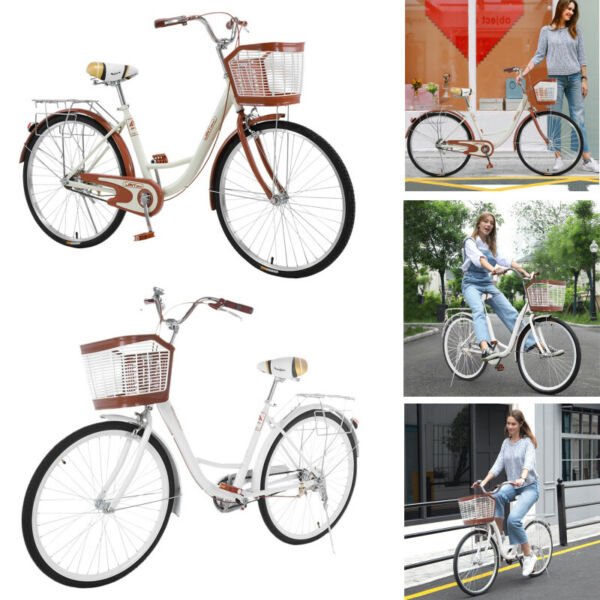 Beach Cruiser Rover 26 inch Bike Women#x27;s Ladies Different Colors Commuter Bike $175.99