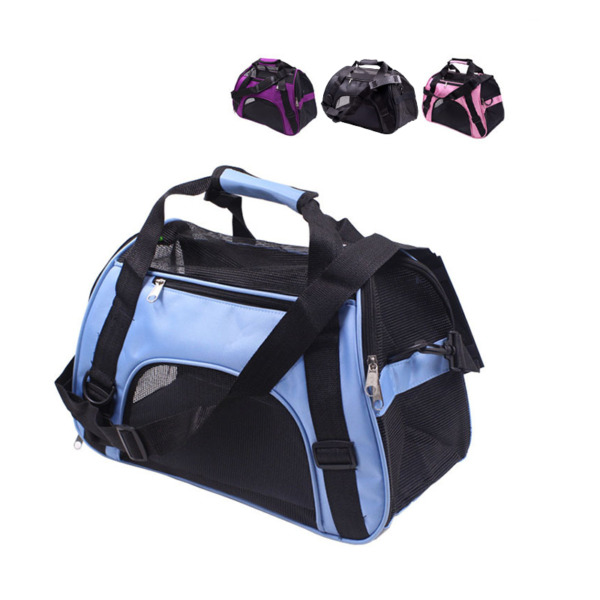 Pet Dog Cat Carrier Portable Travel Bag Soft Sided Comfort Case Puppies $25.99