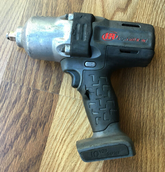 Ingersoll Rand W7150 Cordless IQV 20 volt 1 2quot; Drive Impact Wrench TOOl ONLY $115.00