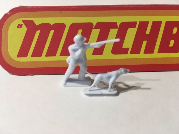 Matchbox Lesney #42 Replacement Reproduction Hunter And Dog For Studebaker. $12.95