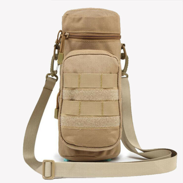Military Tactical Molle Travel Water Bottle Kettle Pouch Carry Bag Case US $14.99