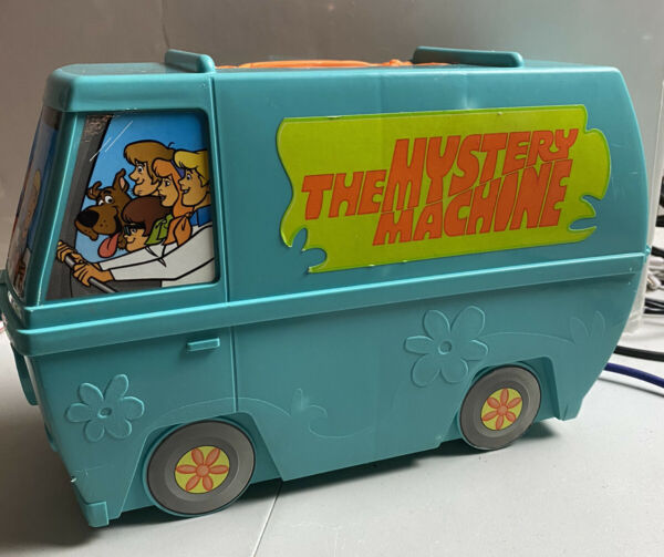 Scooby DooThe Mystery Machine 2000 Lunch Box Toy Carrier $19.99