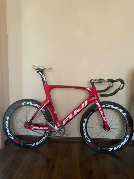 Oval Concepts 981 Track Carbon Tubular Wheelset 24h incl tyres $600.00