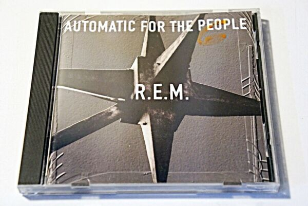 AUTOMATIC FOR THE PEOPLE REM $4.87