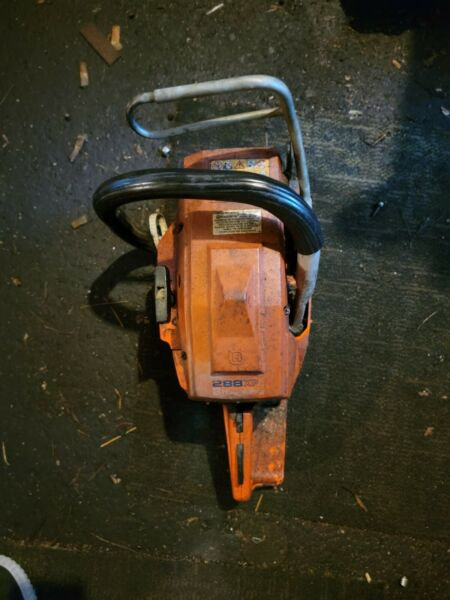 Husqvarna Chainsaw 288 For Parts Or Repair $500.00