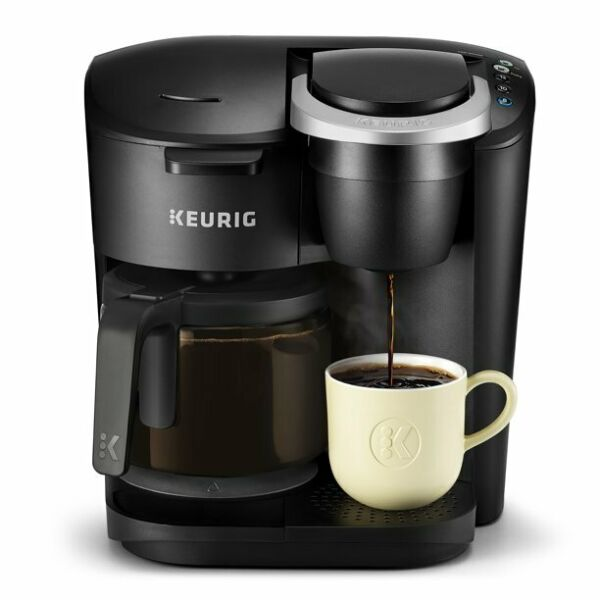 Keurig K Duo Essentials Single Serve amp; Carafe Coffee Maker new free shipping