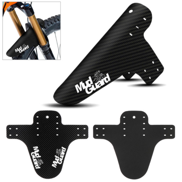 Outdoor Mountain Bike Accessories Mudguard Cycling Fenders Front Rear Mudguard $8.99