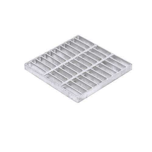 NDS 1215 12 Square Galvanized Steel Grate