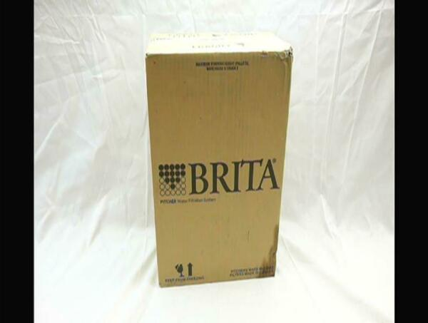 Brita Large 10 Cup Grand Water Pitcher with Filter BPA Free Multiple Colors