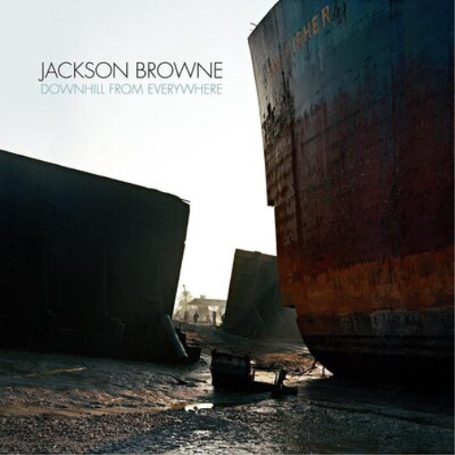 BROWNEJACKSON DOWNHILL FROM EVERYWHERE CD NEW