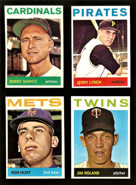 1964 Topps Baseball: Choose Your Card #156 to #295 ***UPDATED 09 25 2021*** $4.40