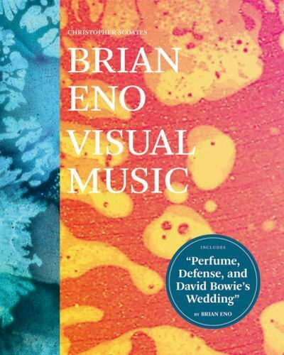 Brian Eno: Visual Music: Art Books for Adults Coffee Table Books with Art Mus
