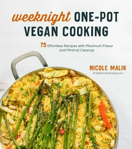 Weeknight One Pot Vegan Cooking: 75 Effortless Recipes with Maximum Flavor and M $7.99