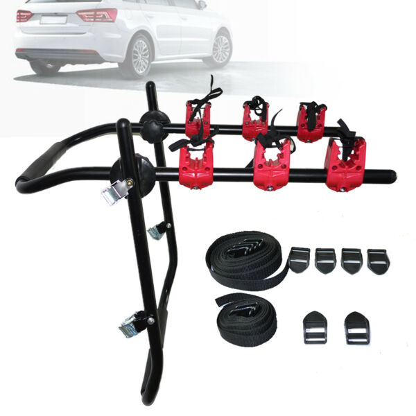 Bicycle Rack Bike Car Automobile Truck SUV Carrier Rear Hitch Mount Rack Kits $65.00