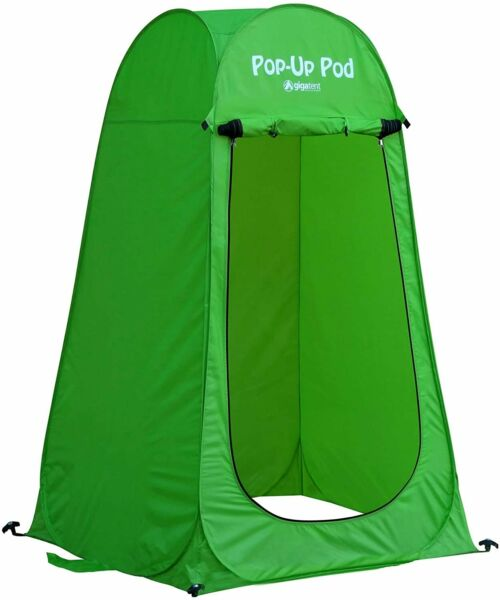 GigaTent Pop Up Pod Changing Room Privacy Tent Instant Portable Outdoor USA $29.85