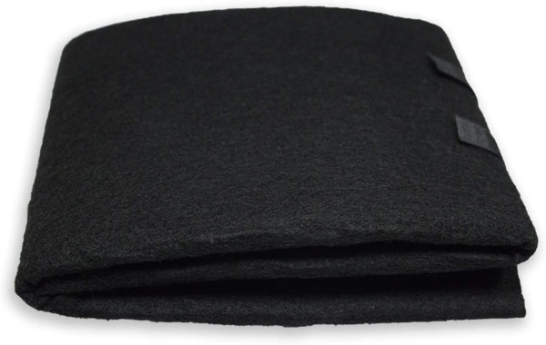 PUREBURG Carbon FilterCut to Fit Carbon Pad 16 x 48 inches for Air Filter Sheet $19.90