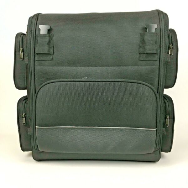 T Bags Lone Star Motorcycle Luggage with Top Roll and Rain Cover $175.00