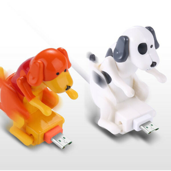 Funny Dog Fast Charger Cable Charging Line Cute Fast Charging Power Date Ca TM C $9.09