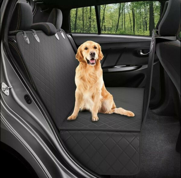 Active Pets XL Dog Back Seat Cover Protector Waterproof Scratchproof Durable Pet $31.50