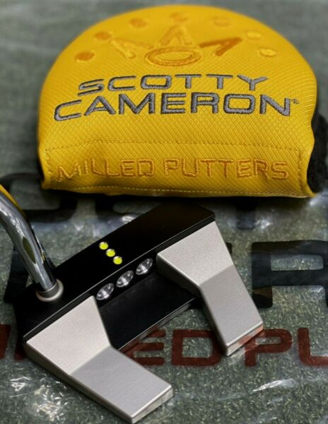 Scotty Cameron Phantom X 5.5 Putter Right Hand 35quot; Inch Headcover #80682