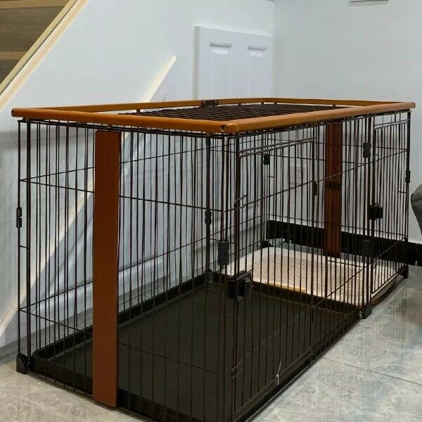 Dog Crate Small Dog Home Indoor Dog Cage Medium Large Dog with Toilet Kennel $799.99